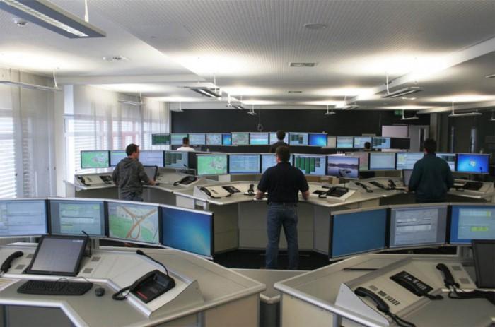 Alarmierung der Feuerwehren und Rettungsdienste durch die Integrierte Leitstelle Schweinfurt (ILS)