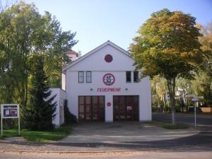 Feuerwehrhaus Geldersheim
