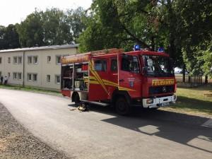 Brandmelderalarm Gemeinschaftsunterkunft