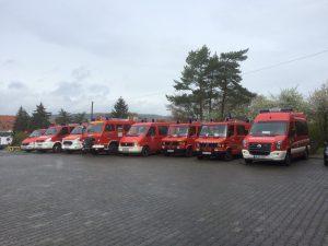 Maschinistenausbildung - Feuerwehr Geldersheim