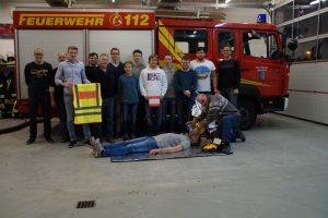 Erste-Hilfe-Kurs - Feuerwehr Geldersheim