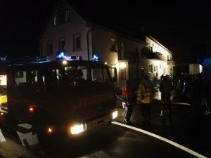 Zimmerbrand Geldersheim