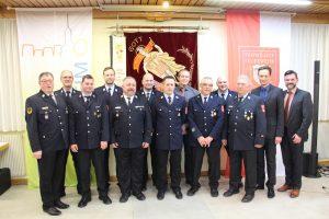 Ehrenabend - Feuerwehr Geldersheim