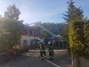 Wohnheimbrand Düttingsfeld