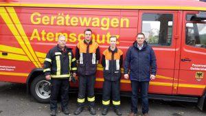 Feuerwehrführerschein - Feuerwehr Geldersheim