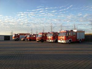 Fahrsicherheitstraining - Feuerwehr Geldersheim