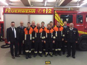 Modulare Truppausbildung - Feuerwehr Geldersheim