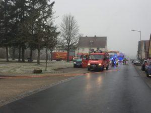 Scheunenbrand – Gochsheim