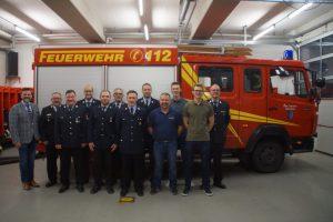 Dienst- und Generalversammlung 2020 - Feuerwehr Geldersheim