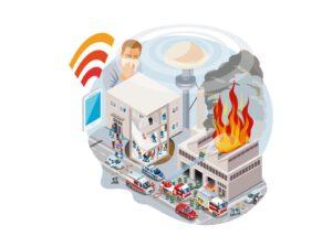 Erster bundesweiter Warntag - Feuerwehr Geldersheim