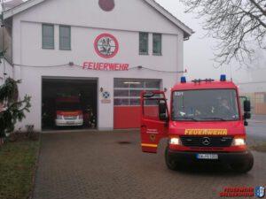 Scheunenbrand Gerolzhofen