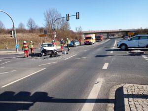 Verkehrsunfall B303